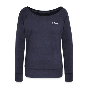 J. Percy Boat Neck Top - Women's Boat Neck Long Sleeve Top