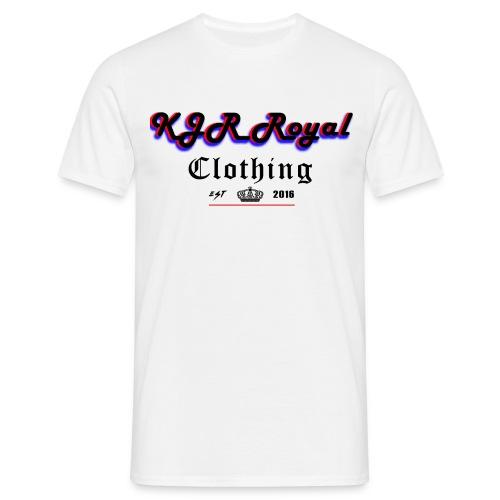 KJRRoyal T-shirt Special Design - Men's T-Shirt