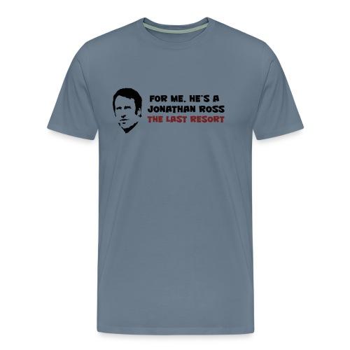 The Last Resort - Men's Premium T-Shirt