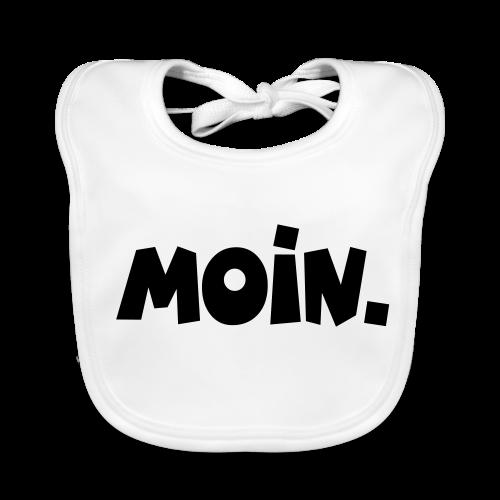 Moin. Babylätzchen - Baby Bio-Lätzchen