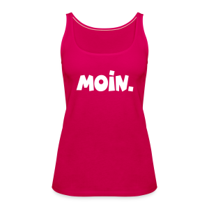 Moin. Tank Top - Frauen Premium Tank Top
