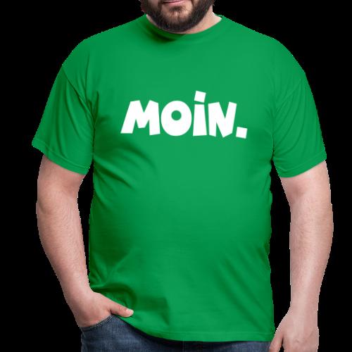 Moin. T-Shirt - Männer T-Shirt