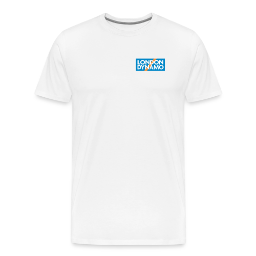 Men's T-shirt white - Men's Premium T-Shirt