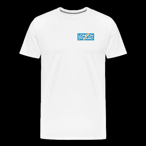Men's T-shirt white - Men's Premium T-Shirt