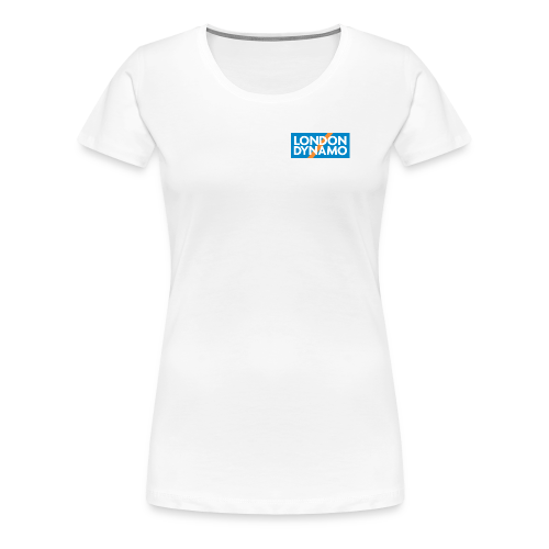 Women's T-shirt white - Women's Premium T-Shirt
