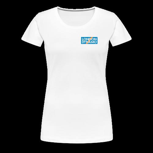 Women's T-shirt white - Women's Premium T-Shirt