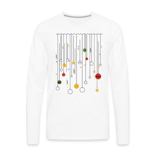 Christmas  Langarmshirts - Men's Premium Longsleeve Shirt