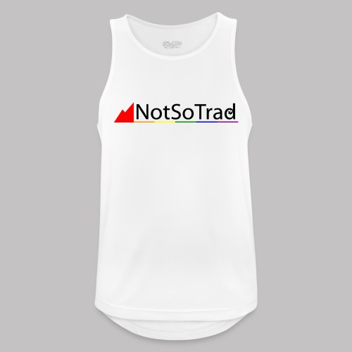 NotSoTrad Men Sleeveless - Men's Breathable Tank Top