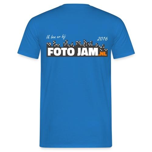 Fotojam - Mannen T-shirt