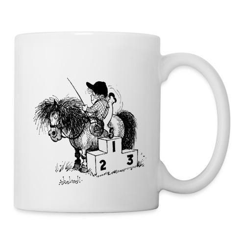Thelwell Pony 'Winner's Rosttrum' - Mug