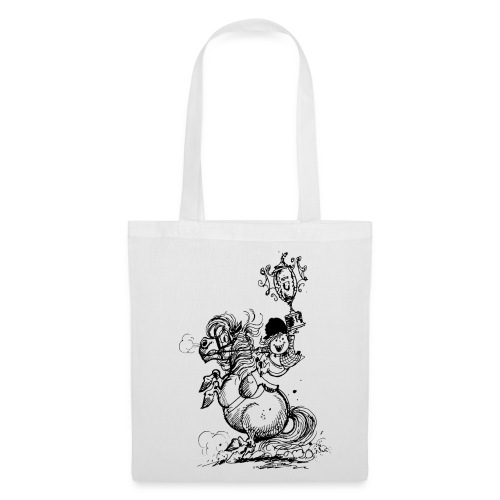 Thelwell Pony Champions - Tote Bag