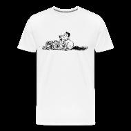 T-Shirts ~ Männer Premium T-Shirt ~ Thelwell Pony is sleeping