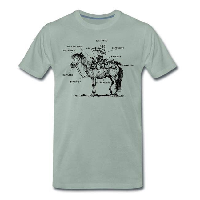 Thelwell Pony 'Western Riding school'