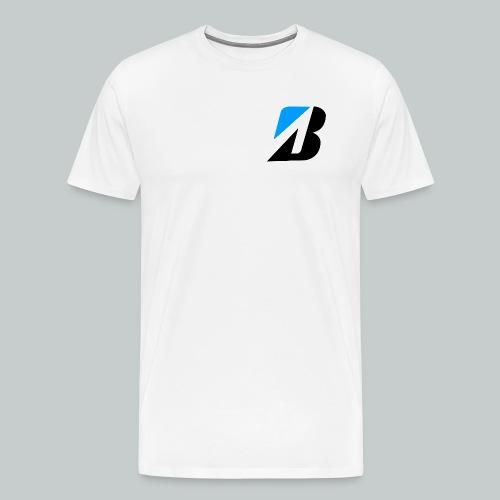Bass District T-shirt - Men's Premium T-Shirt