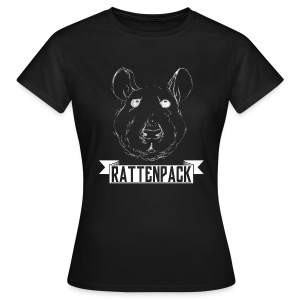 Rattiges T-Shirt - Frauen T-Shirt