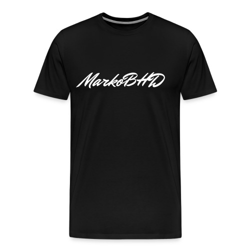 Mens MBHD T-Shirt - Men's Premium T-Shirt