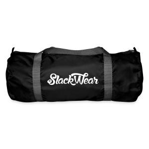 SLACKWEAR Bag White Logo - Sporttasche