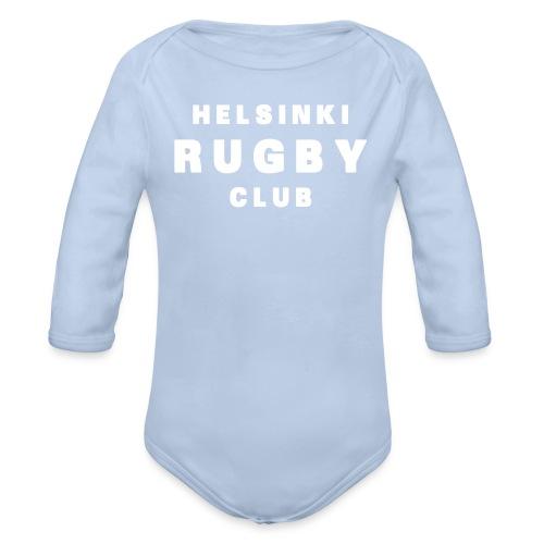HRC - Organic Longsleeve Baby Bodysuit