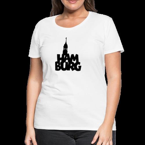 Hamburg Michel S-3XL T-Shirt - Frauen Premium T-Shirt