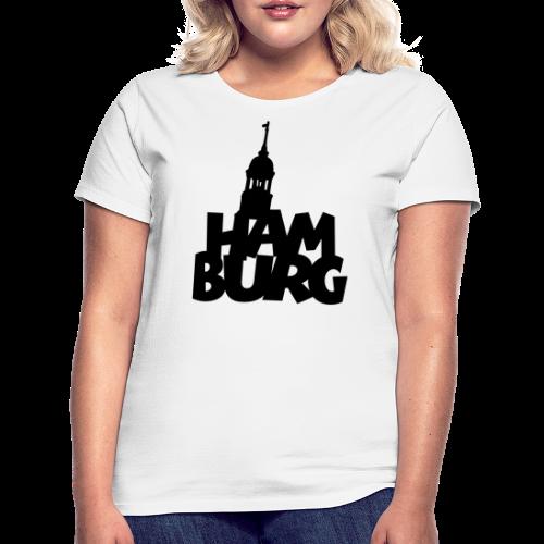 Hamburg Michel T-Shirt - Frauen T-Shirt