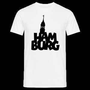 Hamburg Michel T-Shirt - Männer T-Shirt