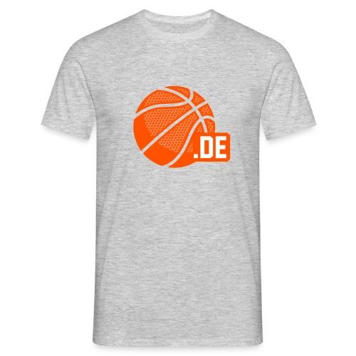 BBDE_LOGO2015_RGB_KURZ_30 - Männer T-Shirt