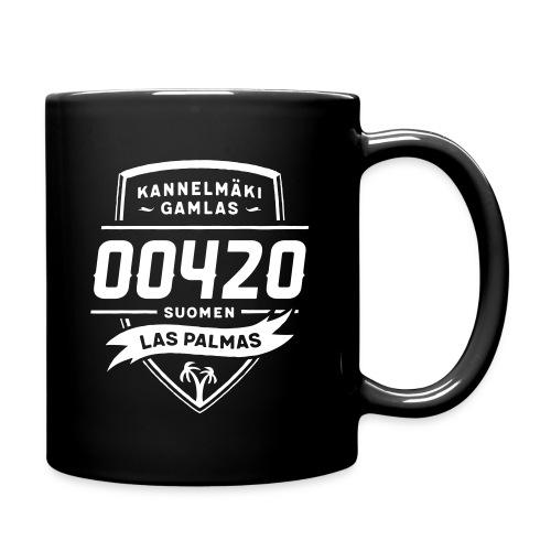 Kannelmäki Gamlas - Suomen Las Palmas - Yksivärinen muki