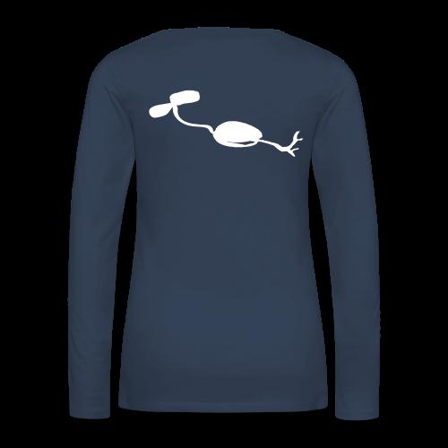 Women's Just Plants Long-Sleeve Tee Shirt - Women's Premium Longsleeve Shirt