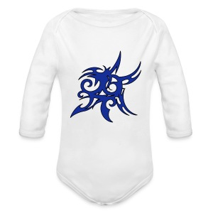 Tribal Sign Tattoo - Baby Bio-Langarm-Body