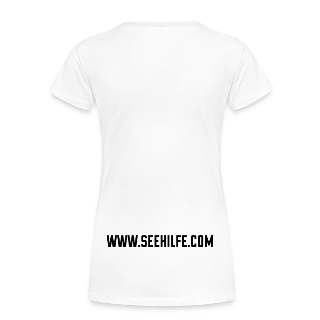 """Shirt """"Grenzenlos"""" Frauen"""