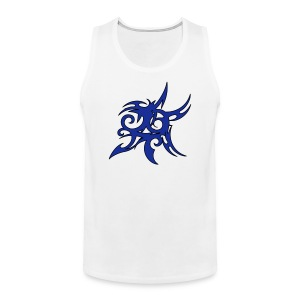 Tribal Sign Tattoo - Männer Premium Tank Top