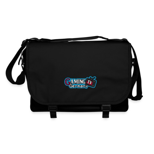 GamingTV Tasche (Schwarz) - Umhängetasche