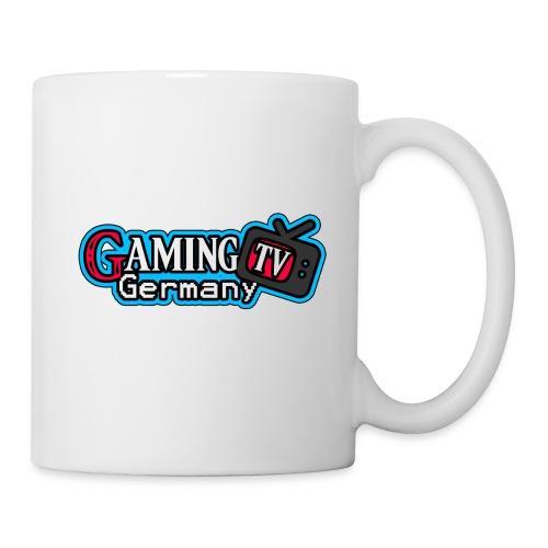 GamingTV Kaffeetasse (Weiss) - Tasse