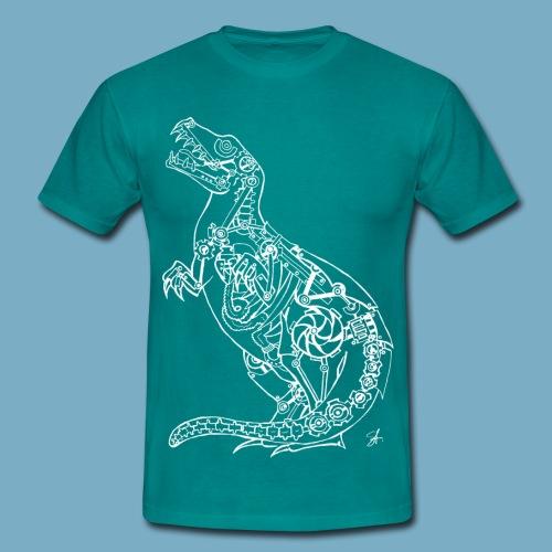 Dinosaur shirt men - Männer T-Shirt
