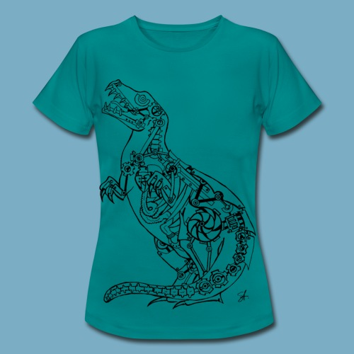 Dinosaur shirt woman - Frauen T-Shirt