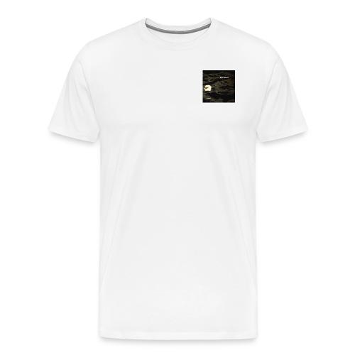 matt black t shirt - Men's Premium T-Shirt