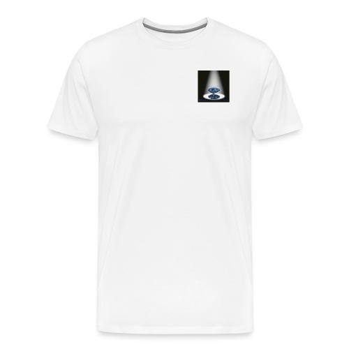 blue diamond / traveller t shirt - Men's Premium T-Shirt