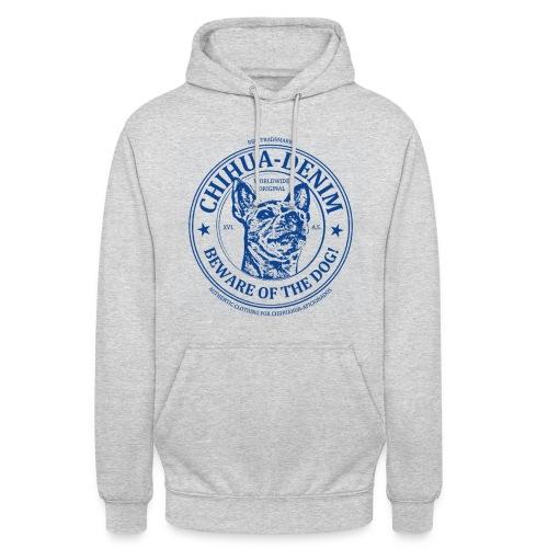 CHIHUA-DENIM Logo Sweater - Unisex Hoodie