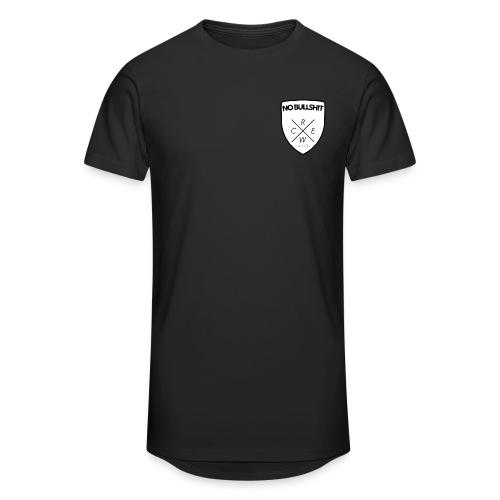 NO BULLSH!T CREW Longshirt - Männer Urban Longshirt