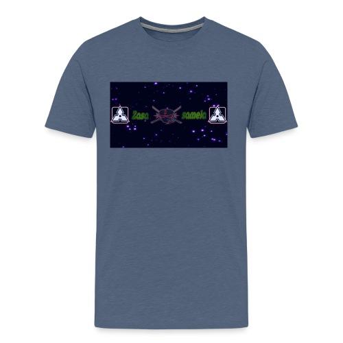 Zasasamela Herren T-Shirt - Männer Premium T-Shirt
