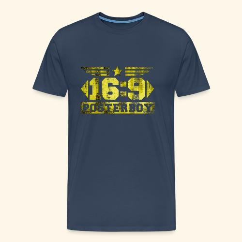 XL Posterboy - Männer Premium T-Shirt