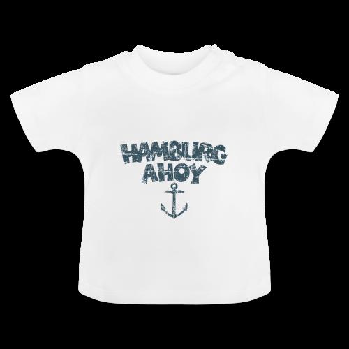 Hamburg Ahoy Anker Vintage Dunkel