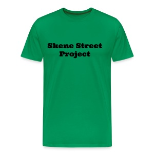 Green T-shirt - Men's Premium T-Shirt