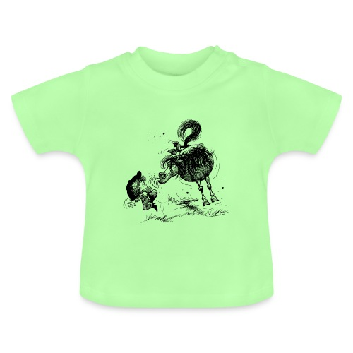 Thelwell Cheeky Pony - Baby T-Shirt