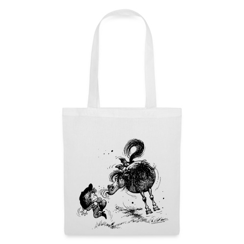 Thelwell Cheeky Pony - Tote Bag