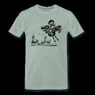 T-Shirts ~ Männer Premium T-Shirt ~ Thelwell Western Rodeo
