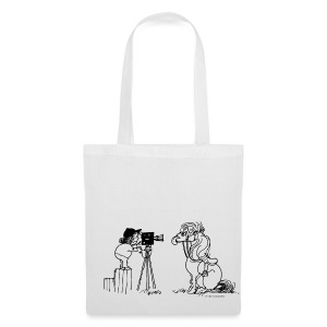 Thelwell Pony Fotoshooting Say cheese - Tote Bag