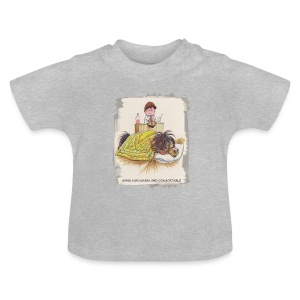 Thelwell Pony is sleeping - Baby T-Shirt