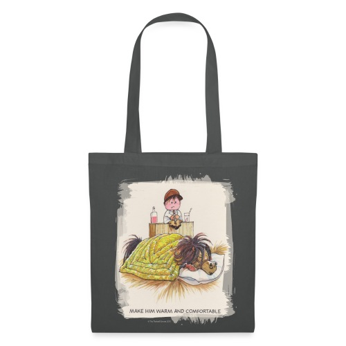 Thelwell Pony is sleeping - Tote Bag