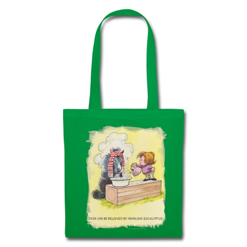 Thelwell Pony is rheumy - Tote Bag